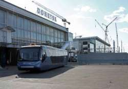 ukraine partially withdraws troops from donetsk airport