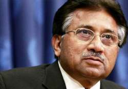 musharraf was planning coup for a year says ex general