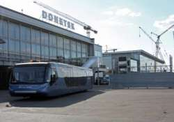 ukrainian troops claim control of donetsk airport