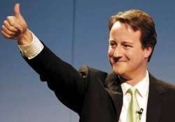 david cameron tipped to enter 10 downing street
