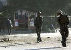 2 suicide bomber attacks in kabul kill 7 wound 21