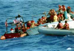 29 people missing as ship capsizes in philippines