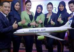 malaysia s first sharia compliant airline gets off the