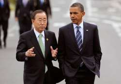 obama discusses ebola issue with un chief french president