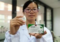 china successfully tests ebola rna samples