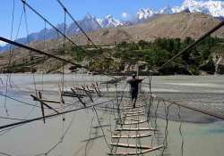 know about hussaini hanging world s most dangerous bridge