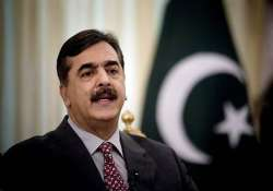 pakistan pm spells out fear of being ousted