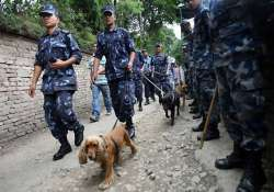 prisoners flee by digging tunnel in nepal