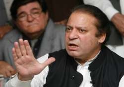 sharif calls for early polls to end political crisis in pak