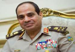 sisi sworn in new egyptian president