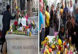 songs tears and prayers as south africans pay tribute to