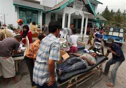 strong quake in indonesia s aceh province kills 22