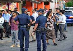 three indian allege police abuse in singapore riot case