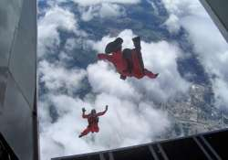 two skydivers from iceland die during separate jumps