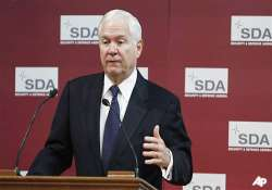us defence secy urges patience with pakistan