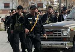 22 syrian protesters killed rights activist