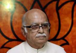 advani says crores being spent to project gandhi family
