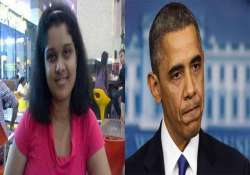an obama dinner invite for a differently abled mumbai girl