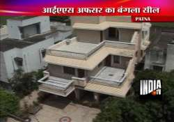 bihar govt seizes tainted officer s house to convert it