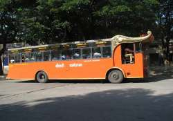 buses to tirumala stopped for first time in four decades