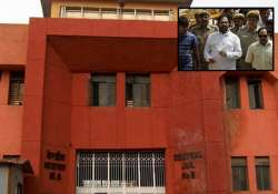 four tihar jail officials suspended for bending rules for