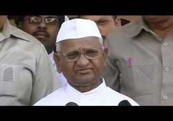 gangrape protests anna hazare appeals to youths to maintain
