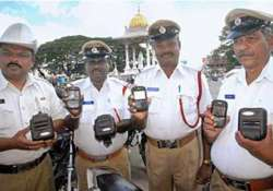 haryana traffic police now to be equipped with tablets