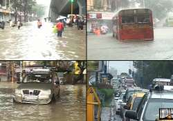 heavy rains cripple normal life in mumbai