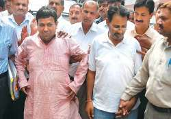 hindustani took 2 bjp mps to amar singh s house claims