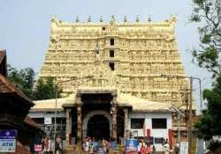 padmanabhaswamy temple audit to take 5 6 months former cag