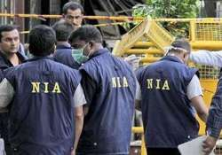 nia questions terrorists held in connection with burdwan