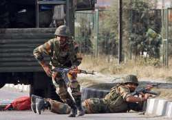 j k 5 militants killed in gun battle with army in shopian