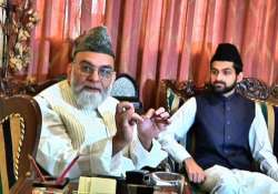 shahi imam agreed to marry his son with hindu girl after
