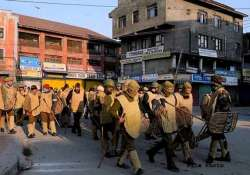 j k restricted curfew imposed in budgam