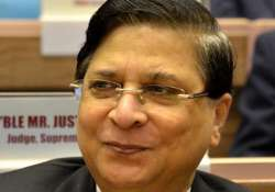 cji asks authorities to strengthen security of justice