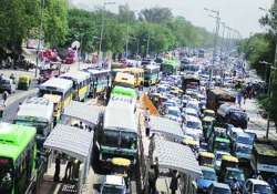 steps recommended for decongestion of delhi