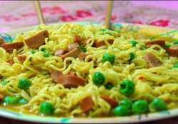 us food regulator okays maggi noodles for consumption- India Tv