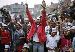 delhiites concerned about corruption crime not power study