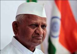 anna hazare gets threat letter asked to disassociate from
