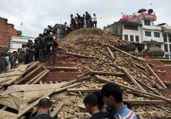 fresh tremors in up quake toll climbs to 13