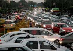 gurgaon to observe car free day on every tuesday