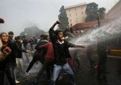 journalists face brunt of police action during protests