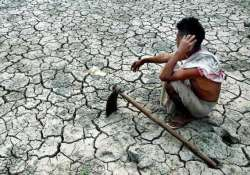 karnataka seeks drought aid from central government