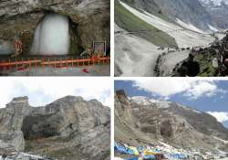 know about the holy amarnath yatra in pics