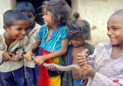 know about the indian tribe where kids are taught to become