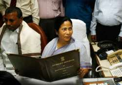 mamata s outbursts couplets add spice to rail budget speech