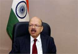 naseem zaidi takes over as election commissioner