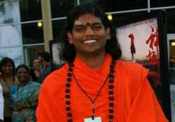 nithyananda says i will destroy those making fun of me