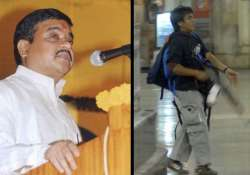 r r patil says state police will now guard kasab