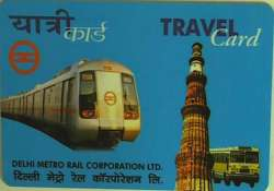 recharging smart cards at metro stations now easier